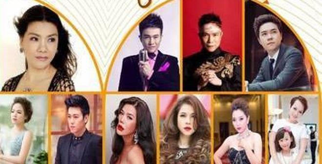 Soha.vn và 25 nghệ sĩ tổ chức đêm nhạc gây quỹ ủng hộ miền Trung