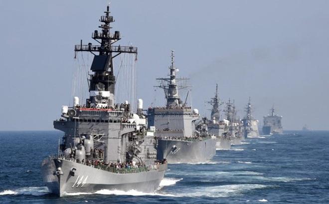 Chuyên gia: Nhật Bản là cường quốc quân sự hàng đầu thế giới