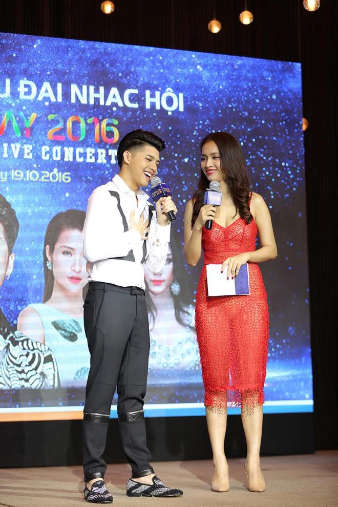 Thiều Bảo Trang mặc hở bạo đến chung vui cùng Noo Phước Thịnh - Ảnh 9.