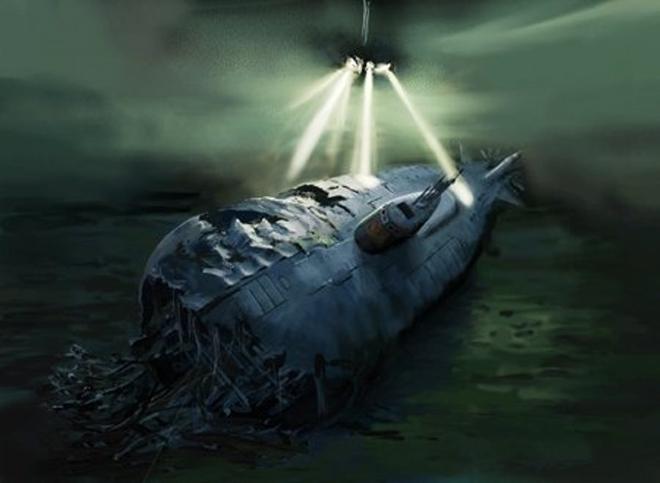 Bí mật thảm họa tàu ngầm nguyên tử kinh hoàng nhất trong lịch sử Liên Xô - ảnh 5
