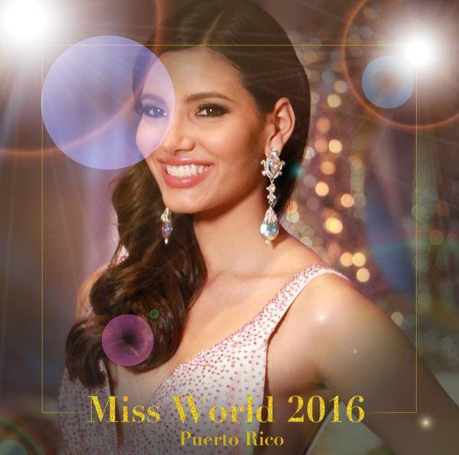 Cận cảnh nhan sắc của cô gái vừa đăng quang Hoa hậu Thế giới 2016 - Ảnh 4.