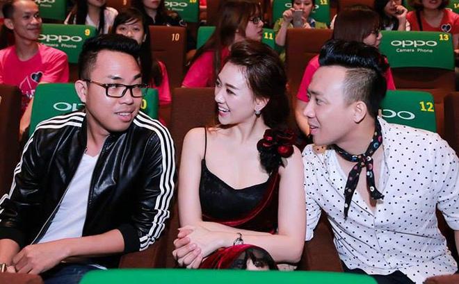 Nguyễn Hồng Thuận nổi nóng vì sự nhiều chuyện của Trấn Thành