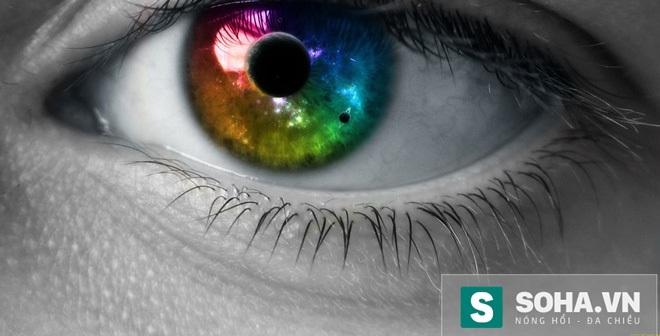 Đây là nguyên nhân có về sự khác biệt giữa 2 mắt con người