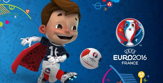 """Linh vật Euro 2016 trùng tên… đồ chơi """"nhạy cảm"""""""