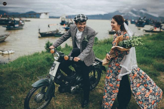 Cặp đôi yêu 2 tháng bị thầy bói giục cưới và bộ ảnh khiến dân mạng rần rần ghen tỵ - Ảnh 8.