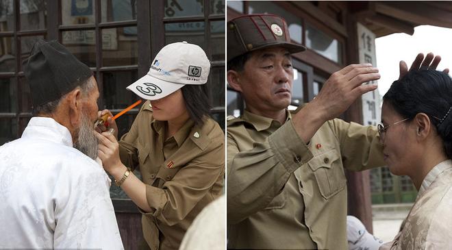 Những hình ảnh độc về nền điện ảnh của Triều Tiên lần đầu tiên được hé lộ - Ảnh 3.