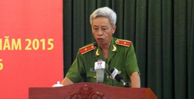 Phó tổng cục trưởng Tổng cục Hải quan 'phản pháo' tướng Phan Anh Minh