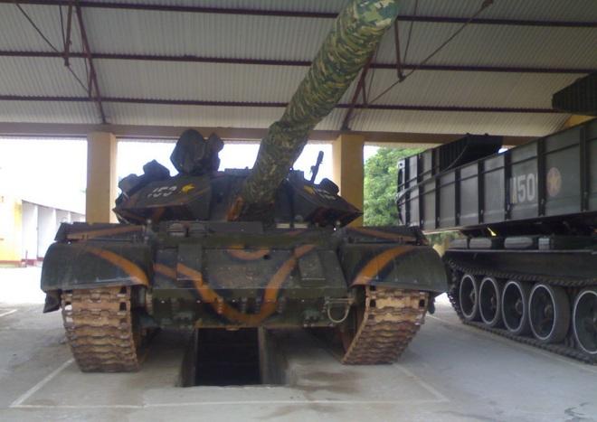 M60A3 Thái Lan sau nâng cấp vẫn chưa vượt được T-55M3 Việt Nam! - Ảnh 3.