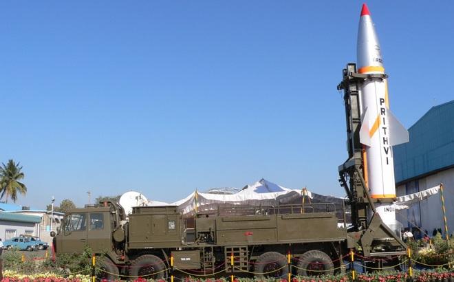 Việt Nam sẽ thay thế tên lửa Scud-B bằng Prithvi tự sản xuất?