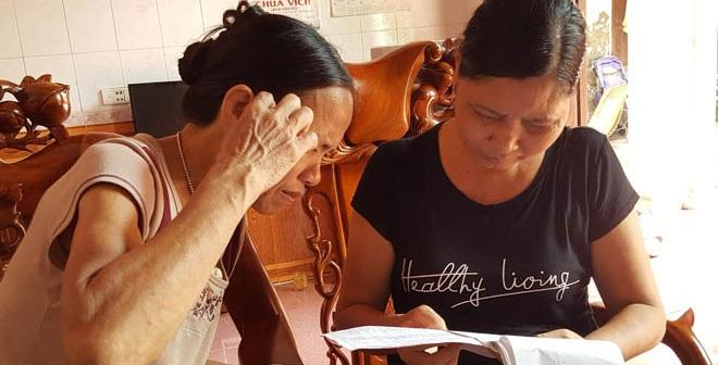 Oái oăm trẻ mới lọt lòng phải còng lưng đóng góp quỹ thôn ở xã Hải Lộc, Thanh Hóa