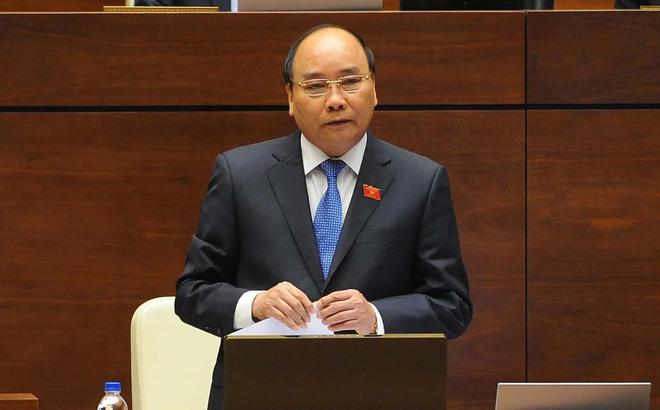 Thủ tướng Nguyễn Xuân Phúc. Ảnh: Hoàng Anh/Vietnamnet