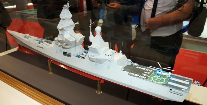 """Phòng thiết kế phía Bắc đã bắt đầu thiết kế kỹ thuật cho tàu khu trục nguyên tử thuộc dự án 23560 """"Lider""""."""