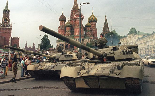25 năm Liên Xô chính thức tan rã: Tháng 12 buồn thương năm 1991