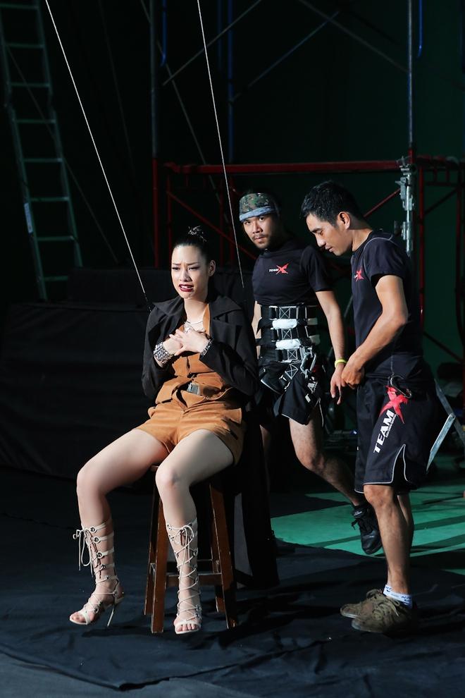 Mai Ngô nhí nhố, Lilly Nguyễn khóc thét vì sợ độ cao - Ảnh 4.