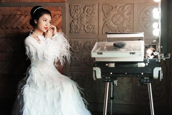Thu Hằng khóc nức nở khi quay MV Trong - Ảnh 4.