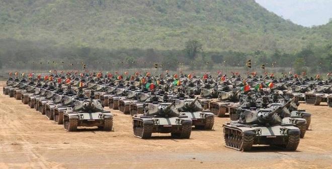 M60A3 Thái Lan sau nâng cấp vẫn chưa vượt được T-55M3 Việt Nam!