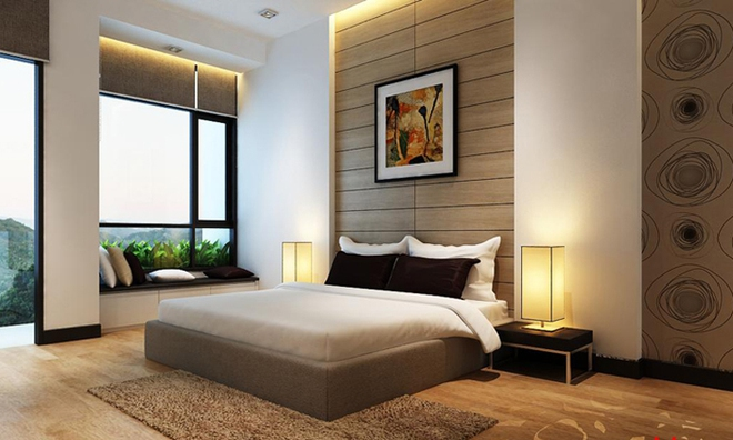 Phòng ngủ cần phải tránh cách bài trí này, kẻo tiền mất tật mang - Ảnh 1.
