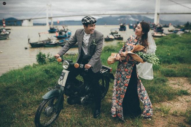 Cặp đôi yêu 2 tháng bị thầy bói giục cưới và bộ ảnh khiến dân mạng rần rần ghen tỵ - Ảnh 7.