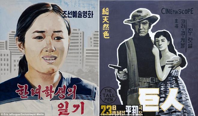 Những hình ảnh độc về nền điện ảnh của Triều Tiên lần đầu tiên được hé lộ - Ảnh 9.