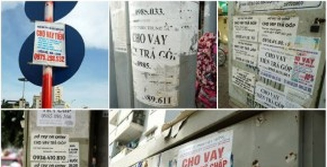 """Giáp mặt giang hồ """"tín dụng đen"""": Tình trạng vay nóng - lạnh ở TPHCM"""