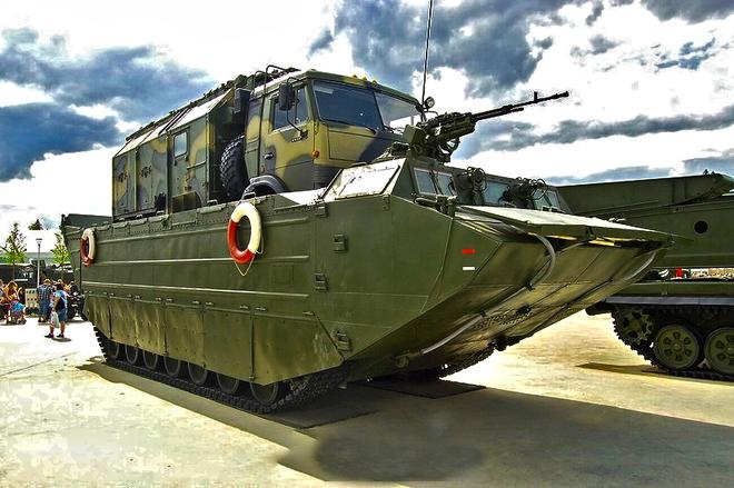 Điểm danh các loại khí tài khủng của Công binh Nga - Ảnh 3.