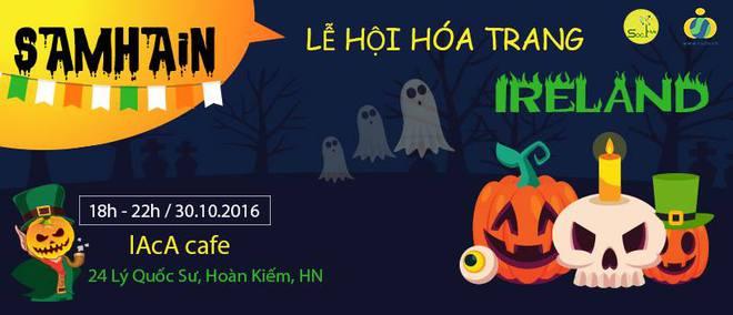 Địa điểm vui chơi Halloween dành cho giới trẻ miền Bắc năm 2016 - Ảnh 4.