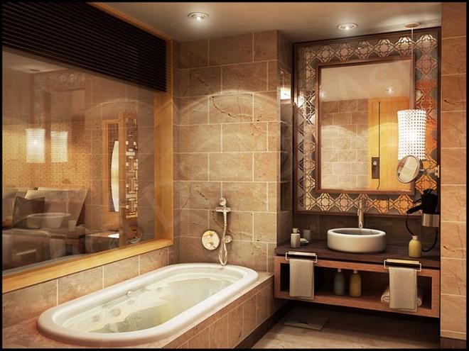 Nhà tắm vô ý đặt đúng hướng hung, gia chủ coi chừng tránh không khỏi họa! - Ảnh 3.