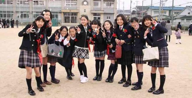 5 điều chứng minh cuộc sống học đường Nhật Bản không như là phim!