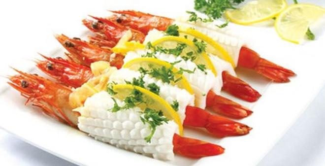 Chế biến các món ăn ngon từ tôm