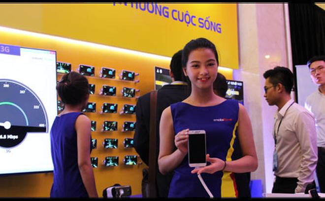 Chiều nay, Bộ TT&TT sẽ trao giấy phép 4G cho MobiFone