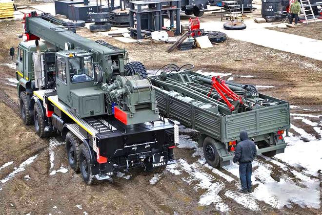 Điểm danh các loại khí tài khủng của Công binh Nga - Ảnh 4.