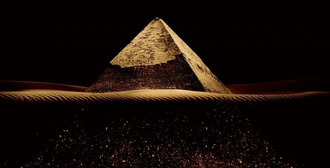 Không phải ở Bosnia, đây mới là kim tự tháp lâu đời nhất thế giới