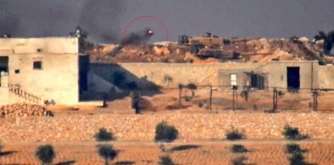 Thổ Nhĩ Kỳ choáng váng: Tên lửa TOW của khủng bố nướng 3 xe tăng Leopard 2A4 trong 2 ngày  - Ảnh 2.