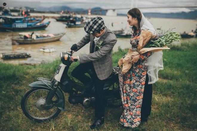 Cặp đôi yêu 2 tháng bị thầy bói giục cưới và bộ ảnh khiến dân mạng rần rần ghen tỵ - Ảnh 3.