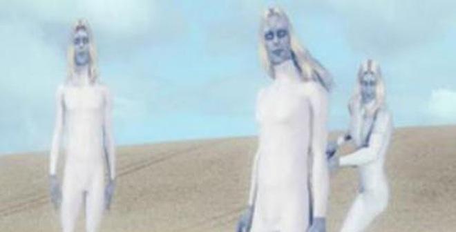 """Cuộc chạm trán kinh hoàng với """"người ngoài hành tinh"""" năm 2009"""