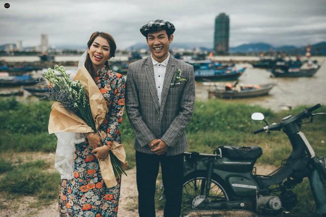 Cặp đôi yêu 2 tháng bị thầy bói giục cưới và bộ ảnh khiến dân mạng rần rần ghen tỵ - Ảnh 1.