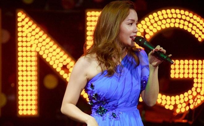 Ca sĩ Ngọc Anh hủy show diễn để cùng hàng loạt nghệ sĩ Thương về miền Trung