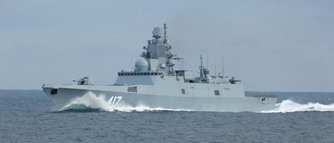 Vì sao Nga điều tàu cổ lỗ tập trận với Trung Quốc ở Biển Đông? - Ảnh 4.