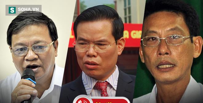 Bí thư Hà Giang, Chủ tịch Hà Nam lên tiếng về đường dây nóng