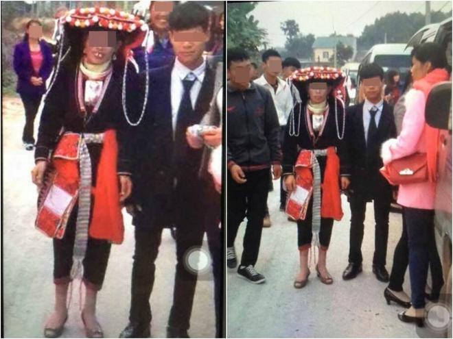 Ngỡ ngàng trước đám cưới chồng 91 - vợ 78 của cặp đôi Việt - Ảnh 1.