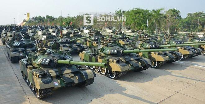 Hiện đại hóa lục quân: Bao giờ Việt Nam đuổi kịp... Myanmar?