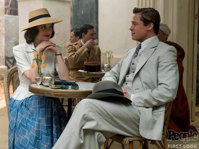 Câu chuyện thú vị đằng sau bộ phim khiến Jolie - Pitt chia tay - Ảnh 7.