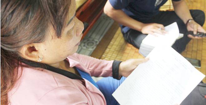 Người phụ nữ bị bắt 'làm vợ' cho 3 người đàn ông Trung Quốc