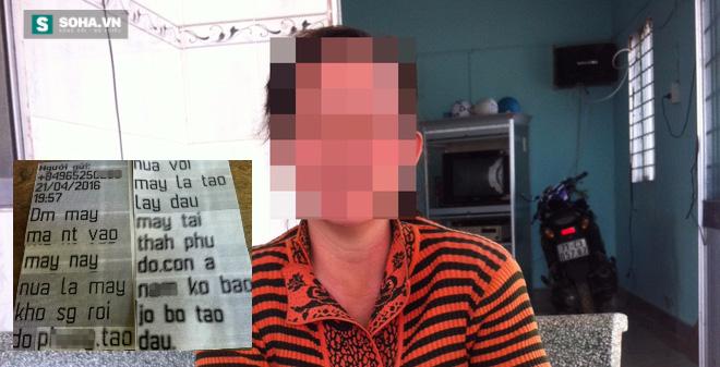 """Người phụ nữ tố bị bồ của chồng dọa """"lấy đầu"""" nếu không ly hôn"""