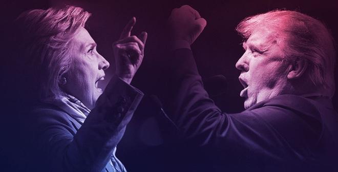 Tranh luận Trump-Clinton: Những phát ngôn xỏ xiên của 2 ứng cử viên