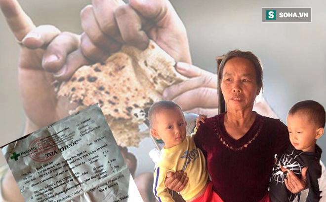 Cặp song sinh mất mẹ, xa cha, bệnh tật bủa vây sống trong cảnh nghèo khổ