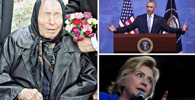 Bà Hillary ngã bệnh linh ứng tiên tri của Vanga về Tổng thống Mỹ?