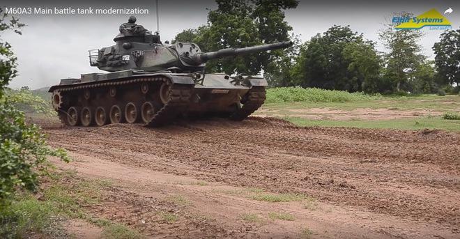 M60A3 Thái Lan sau nâng cấp vẫn chưa vượt được T-55M3 Việt Nam! - Ảnh 1.