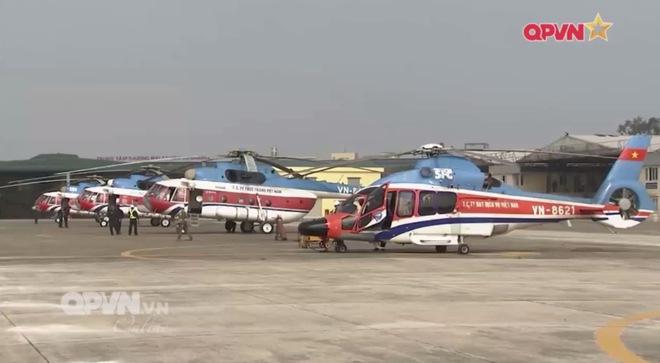 Việt Nam xây dựng căn cứ mới, mua thêm nhiều trực thăng hiện đại - Ảnh 2.