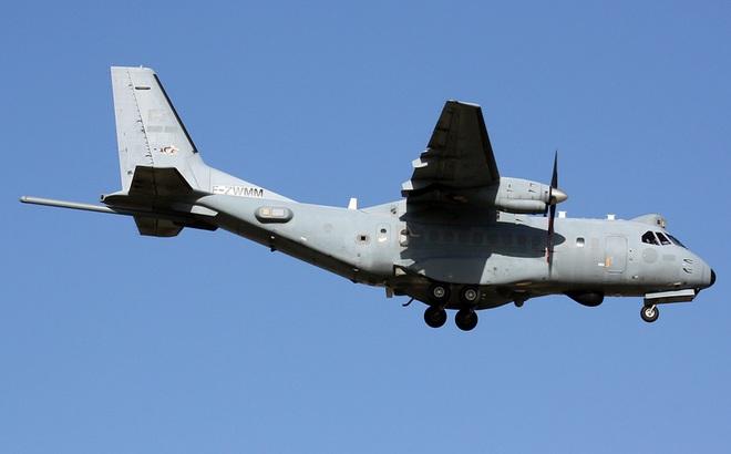 Phương án hoán cải vận tải cơ thành máy bay tuần tra chống ngầm có thể áp dụng trên C-295M